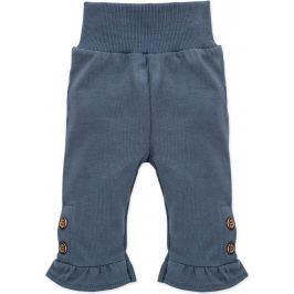 Pinokio Dívčí kalhoty Petit Lou - modré