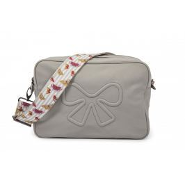 Pink Lining Přebalovací taška světle šedá