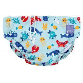 Bambinomio Koupací kalhotky NEW - Deep Sea Blue