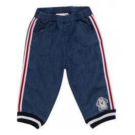 Cangurino Chlapecké džíny s elastickým pasem - modré