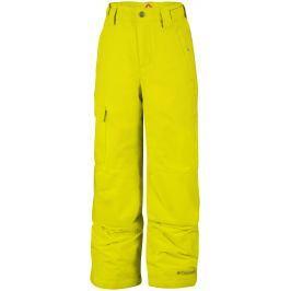 Columbia Chlapecké  zimní kalhoty Bugaboo II Pant Zour - žluté