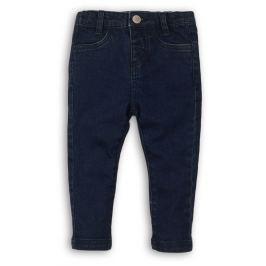 Minoti Dívčí džínové kalhoty Gang - modré