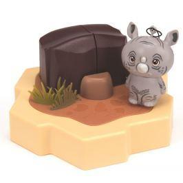 HEXBUG Lil Nature Babies - Nosorožec Zane a ukrytý poklad, malý set