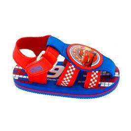 Disney by Arnetta Chlapecké sandále Cars - modré