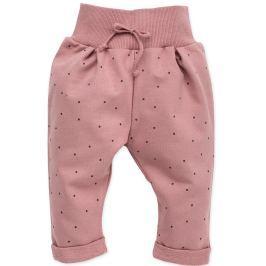 Pinokio Dívčí kalhoty Petit Lou - růžové