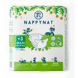 Nappynat Plenky Maxi 8 - 16 kg (20 ks)