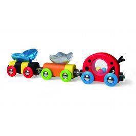 Hape Toys Vláček Ladybug