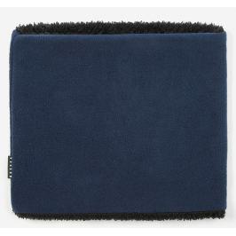 Brekka Dětský nákrčník double fleece - modrý