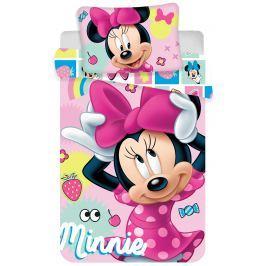 Jerry Fabrics Dívčí povlečení Minnie baby