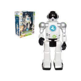 MaDe Robot Zigy s funkcí rozpoznání hlasu a IR dálkovým ovládáním