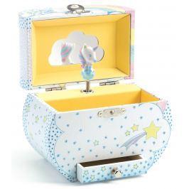 Djeco Hrací skříňka Jednorožec