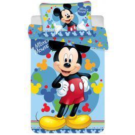 Jerry Fabrics Chlapecké povlečení Mickey baby, 60x40 cm, 135x100 cm