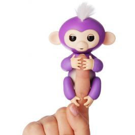 WowWee Fingerlings -Opička Mia fialová