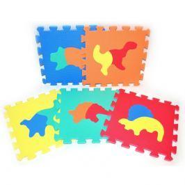 Wiky Měkké puzzle bloky s dinosaury
