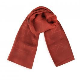 Calvin Klein Dámský čtvercový šátek Tina Jacquard K60K603474