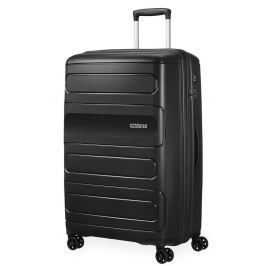 American Tourister Cestovní kufr Sunside 51G EXP 106/118 l - černá