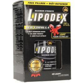 All Stars Lipodex 120 tabliet