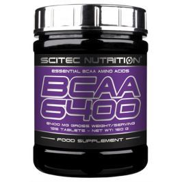 Scitec Nutrition BCAA 6400 125 tabliet