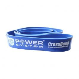 Posilňovacia guma Cross Band Level 4 PS-4054 - Power System - blue