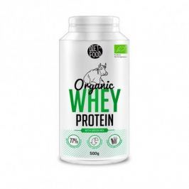 Diet Food Organic Whey Protein with Green Mix 500 g
