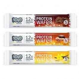 Novo Nutrition Protein Wafer 38 g - chocolate peanut butter