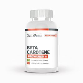 GymBeam Beta Carotene 60 kaps