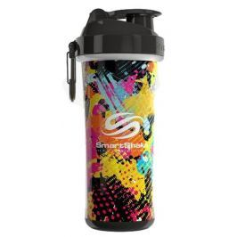 SmartShake Šejker Double Wall Jungle 700 ml