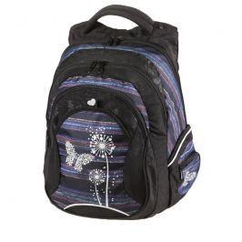Studentský batoh PARADISE fialový