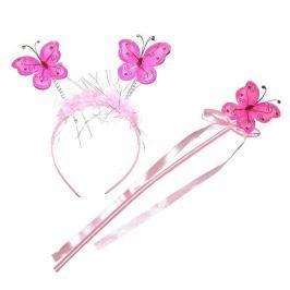 Wiky Set karneval víla - motýl