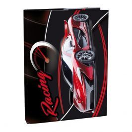 Box na sešity A4 Racing