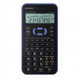 Kalkulátor vědecký SHARP EL-531XHVL-V fialová