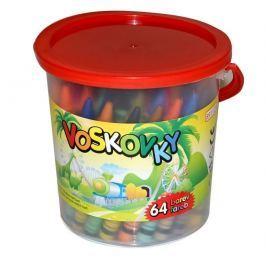 Wiky Voskovky 64 barev