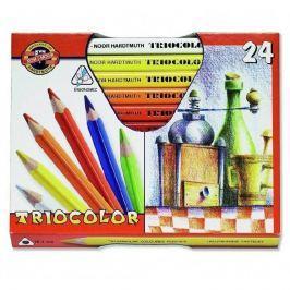 Pastelky 3154/24 Triocolor