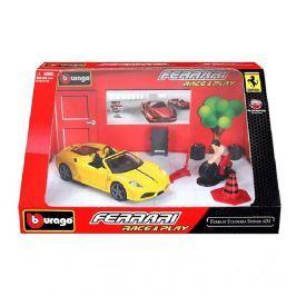 Bburago Ferrari Set 1:32 Race&Play