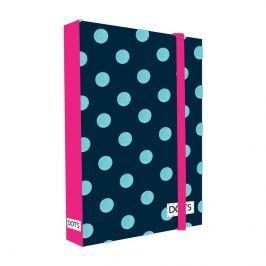 Karton P+P Box na sešity A4 Romantic Nature Dots