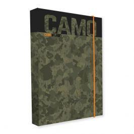 Karton P+P Box na sešity A4 Jumbo Camo