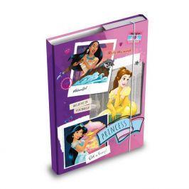 MFP Desky na sešity MFP box A5 Disney (Princess)