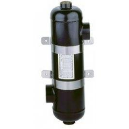 Tepelný výměník OVB 180 53kW do cca 60 m3 vody v bazénu.