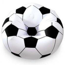 Bestway 75010 křeslo fotbalový míč