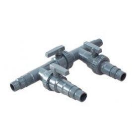 Tříventilový obtok 32/38mm