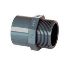 "Vágnerpool PVC tvarovka - Přechodka 50--40 x 1 1/4"" ext."