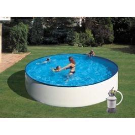 GRE Splash 3,0 x 0,9m s pískovou filtrací 2 m3/h KIT2WPR302SK