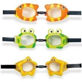 Intex 55603 brýle plavecké Fun 3 barvy