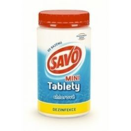 SAVO chlorové tablety MINI 0,9Kg