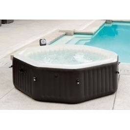 Intex 28456 Pure Spa Deluxe Octagon