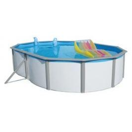 Bazén Nuovo de Luxe Duo 7,3 x 3,66 x 1,2m set
