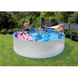 Bazén Steinbach New Splasher Secure 3,5 x 0,9m s kartušovou filtrací