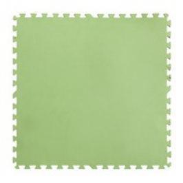 Pěnová podložka GRE pod bazén 81 x 81cm - zelená