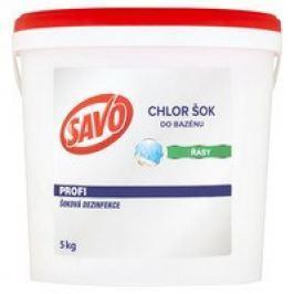 SAVO chlor šok 5kg