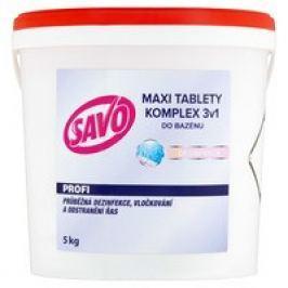 SAVO tablety MAXI komplex 3v1 5Kg